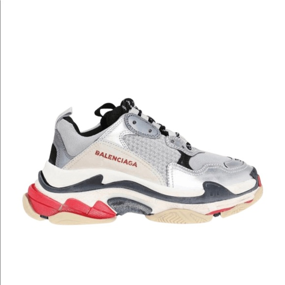 132ef227ad Balenciaga Shoes | Triple S Sneakers Brand New In Box 39 | Poshmark